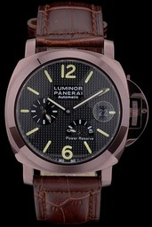 Поддельные Vintage Panerai Luminor AAA Часы [ N7D4 ]