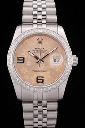 Fake Cool Rolex Datejust AAA kellot [ C9C5 ]