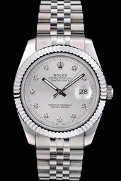 Fake Cool Rolex Datejust AAA kellot [ F7C3 ]