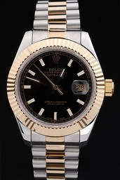 Fake Cool Rolex Datejust AAA kellot [ R5U6 ]