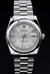 Fake Cool Rolex Datejust AAA kellot [ U1U1 ]