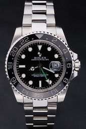 Fake Fancy Rolex GMT Master II AAA Horloges [ K1K1 ]