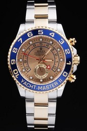 Fake Grandes Rolex Yachtmaster II Relojes AAA [ M3H8 ]