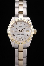 Falso Vintage Rolex Datejust AAA Orologi [ M4G3 ]