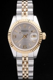 Falso Vintage Rolex Datejust AAA Orologi [ M8N3 ]