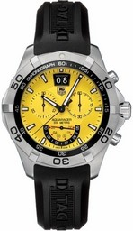 Fake Cool Tag Heuer Aquaracer Chronograph Grand-Date R AAA Watches [M3N3]
