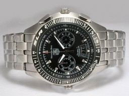 Fake Fancy Tag Heuer Monaco Calibre 360 Working Chronograph with Brown Dial AAA Watches [U7D8]