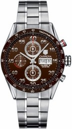 Fake Gorgeous Tag Heuer Carrera CV2A12.BA0796 AAA Watches [P8U1]