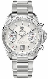 Fake Gorgeous Tag Heuer Grand Carrera Chronograph Calibre 17 RS CAV511B.BA0902 R AAA Watches [C9R6]