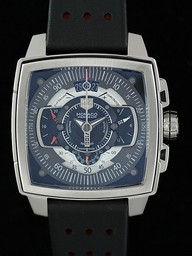 Falso Grande TAG Heuer Monaco Mikrograph Chronograph AAA Relógios [ D3L7 ]