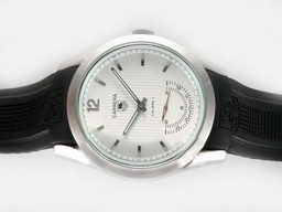 Fake Great Tag Heuer Carrera Calibre 1 Automatic with White Dial AAA Watches [E8H9]