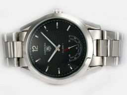 Fake Modern Tag Heuer Carrera Calibre 1 Automatic with Black Dial AAA Watches [C9L8]