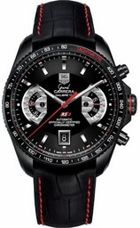 Fake Perfect Tag Heuer Grand Carrera Chronograph Calibre 36 RS CAV518B.FC6237 R AAA Watches [A4A4]