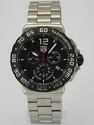 Fake Popular Tag Heuer Formula 1 Chronograph cau1110.ba0858 AAA Watches [U3T4]