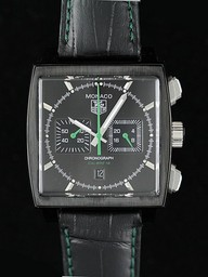 Fake Quintessential TAG Heuer Monaco Steve Mcqueen men AAA Watches [W2J7]