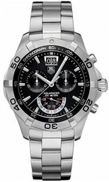 Fake Quintessential Tag Heuer Aquaracer Chronograph Grand-Date CAF101A.BA0821 R AAA Watches [M5V8]