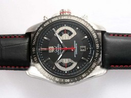 Fake Vintage Tag Heuer Formula 1 Automatic Diamond Bezel with White Dial-Lady Size AAA Watches [B2V7]