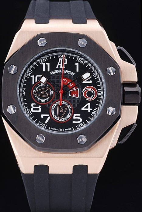 Falso freddo Audemars Piguet Royal Oak Offshore AAA Orologi [ J1A7 ]