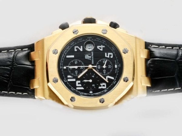 Fake Popular Audemars Piguet Royal Oak Offshore Working Chronograph AAA Watches [L5F5]