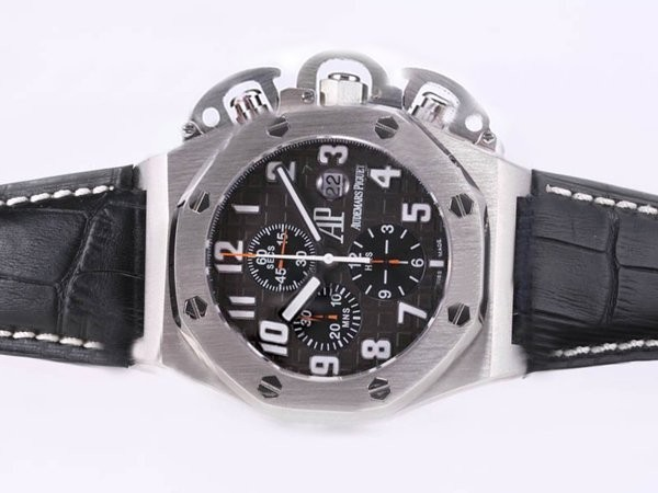 Fake Popular Audemars Piguet T3 Royal Oak Chrono LImited Edition Asia Valjoux 7750 Movement AAA Watches [M6Q6]