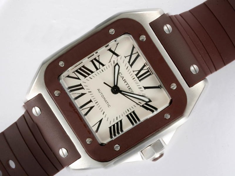 /watches_12/Cartier/Great-Cartier-Santos-100-Automatic-with-Brown-2.jpg