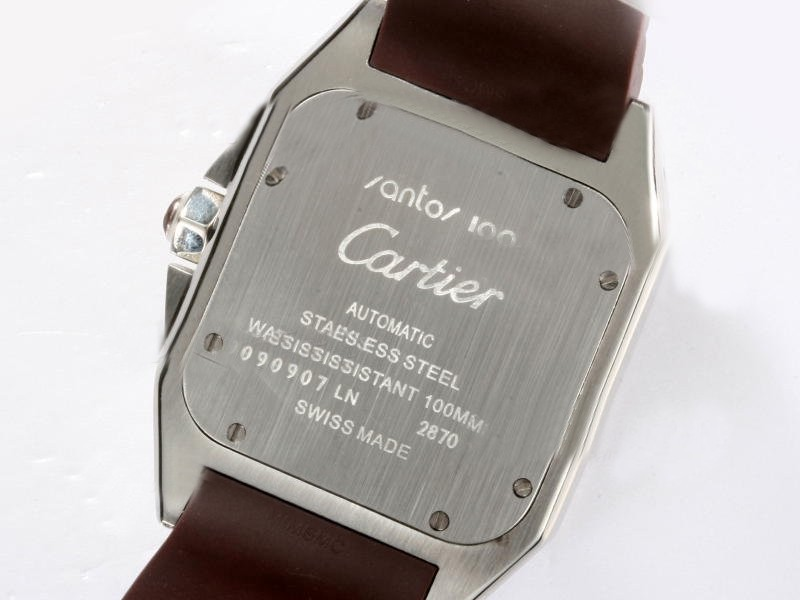 /watches_12/Cartier/Great-Cartier-Santos-100-Automatic-with-Brown-3.jpg