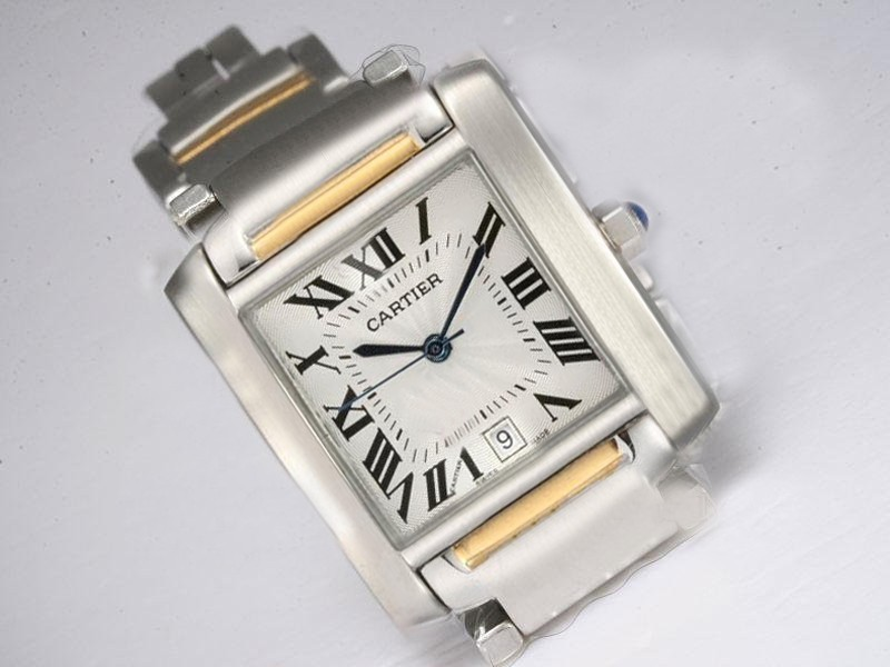 /watches_12/Cartier/Popular-Cartier-Tank-Two-Tone-with-White-Dial-AAA-8.jpg