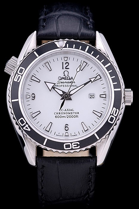 Falso populares Omega Seamaster AAA Relógios [ A6J8 ]