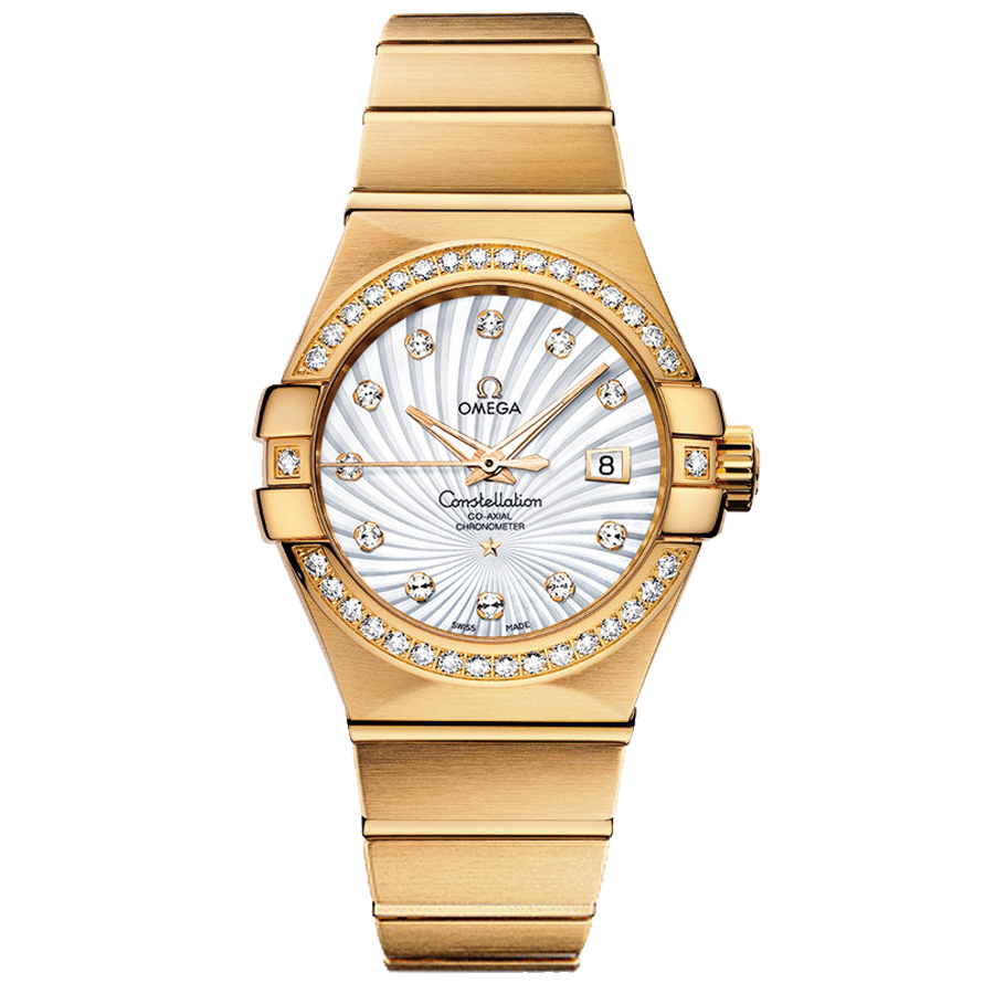 123.55.31.20.55.002 Replica relógios Omega Constellation Ladies Watch automática mecânica