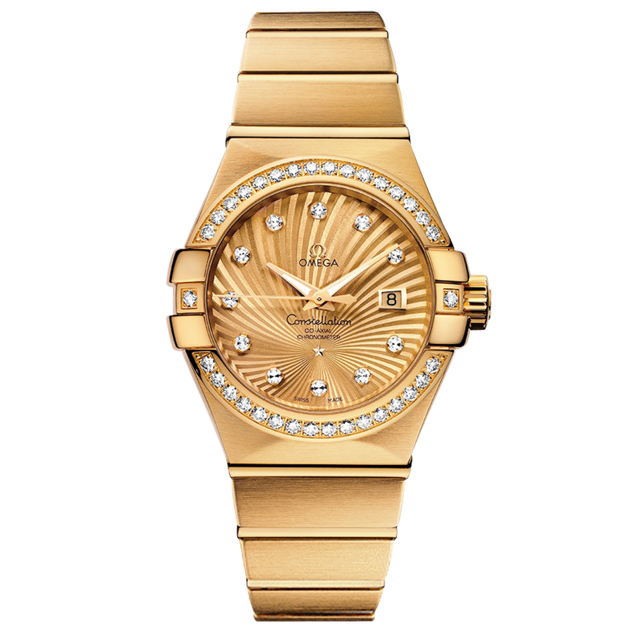 123.55.31.20.58.001 Replica relógios Omega Constellation Ladies Watch automática mecânica